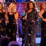 Jane & Friends Se 2 Ep 2 - Jane McDonald and backing singers (Amy,Sarah,Gina)