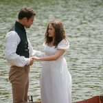 Sidney Parker (THEO JAMES), Charlotte Heywood (ROSE WILLIAMS)