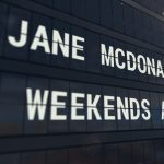 Jane McDonald's Weekends Away – 19 September 2020 – 19/9/2020 – Saturday – Channel 5
