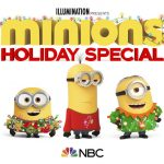 "ILLUMINATION PRESENTS MINIONS HOLIDAY SPECIAL -- Pictured: ""Illumination Presents Minions Holiday Special"" Key Art -- (Photo by: NBC)"